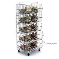 Wire Basket Display