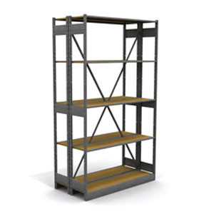 Lozier Storage Shelving