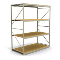 Widespan Shelving Lozier